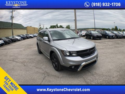 Pre-Owned 2019 Dodge Journey Crossroad Front Wheel Drive SUV