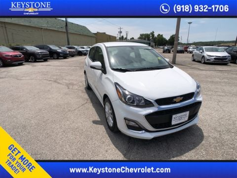 Pre-Owned 2020 Chevrolet Spark LT Front Wheel Drive Hatchback